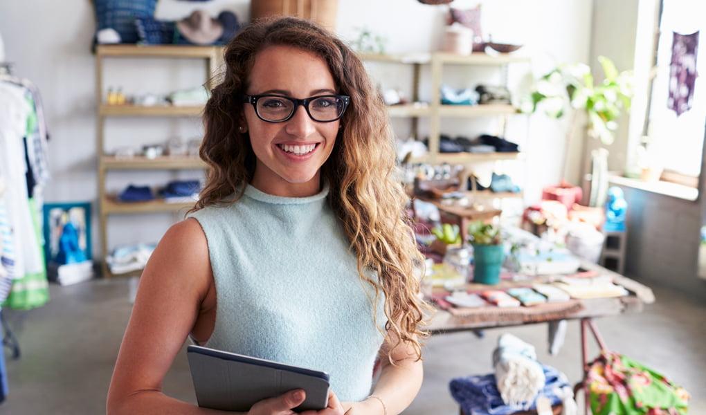 Winkeliers/retail  > 1 winkel in beeld